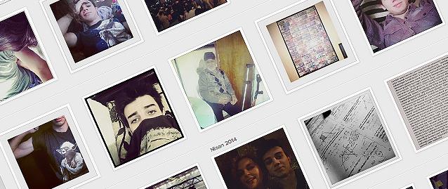 wordpress instagram fotoğraflarını listeleme